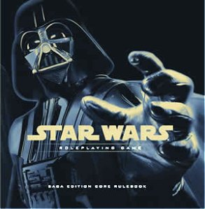 Star Wars Saga Edition cover