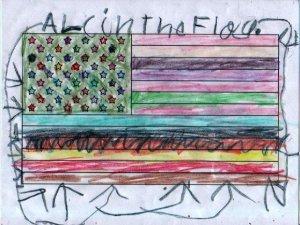 Princess's Star-Spangled Banner