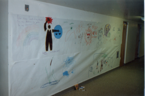 North Hall Mural 1994