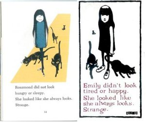 Emily the Strange is a rip off of a 1978 book character - Boing Boing