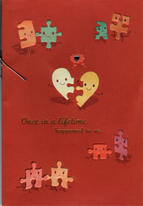 V-Day Card Cover