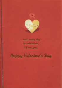 V-Day Card Inside