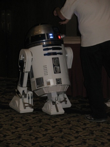 R2-D2 was at RadCon 6B!